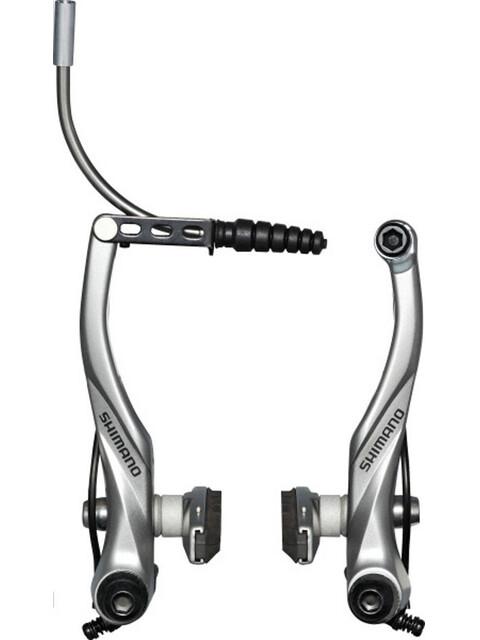 Shimano BR-T4010 Felgenbremse HR silber